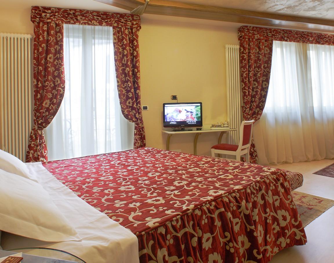 Stanze - Hotel Luis, Fiera di Primiero