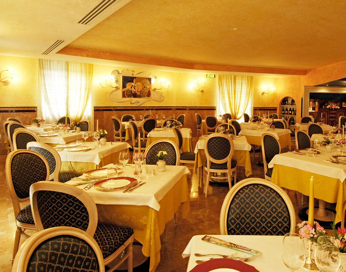 Ristorante - Hotel Luis, Fiera di Primiero